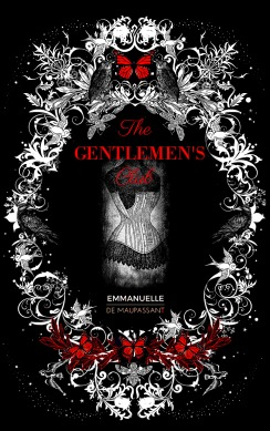 new cover Gentlemen's Club Emmanuelle de Maupassant