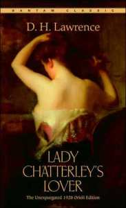 Lady Chatterley's Lover  erotic fiction