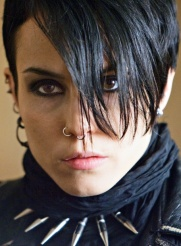 lisbeth salander - strong women in fiction - Millennium Trilogy - Larsson