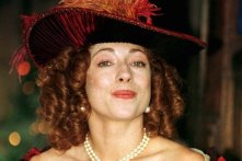 Moll Flanders - Alex Kingston - strong women in fiction