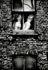 Mannequins, E1 by John Claridge (1968)