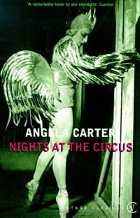 Angela Carter view nights at the circus