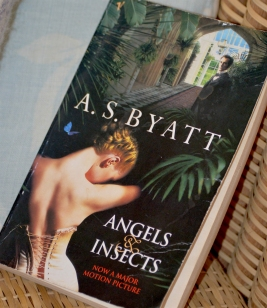 Angels and Insects A S Byatt Victorian fiction