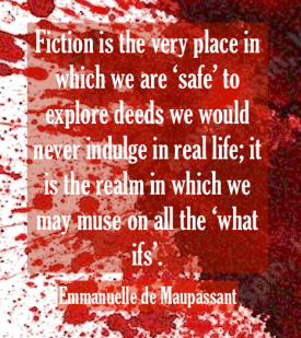 Emmanuelle de Maupassant erotic fiction censorship author quote