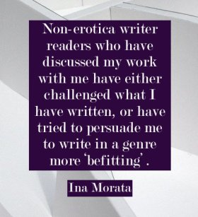 Ina Morata author erotic fiction