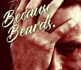 because beards movember foundation charity