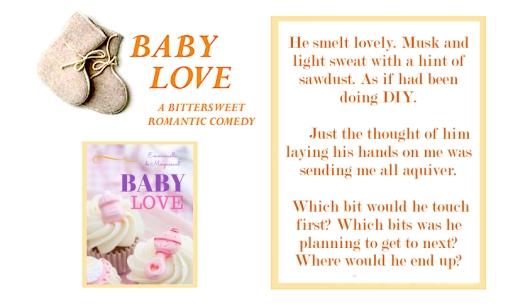 baby love DIY quote Emmanuelle de Maupassant romantic comedy copy 2