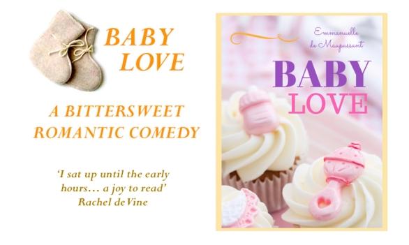 baby love Emmanuelle de Maupassant romantic comedy 3