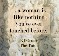 kd grace quote the tutor