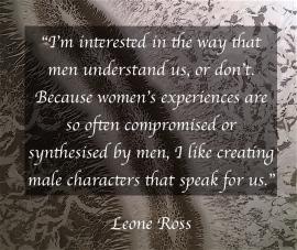Leone Ross quote 1