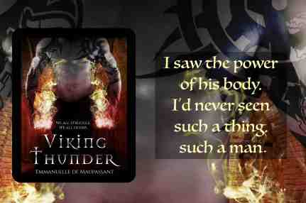 Viking Thunder teaser Emmanuelle de Maupassant 2 copy