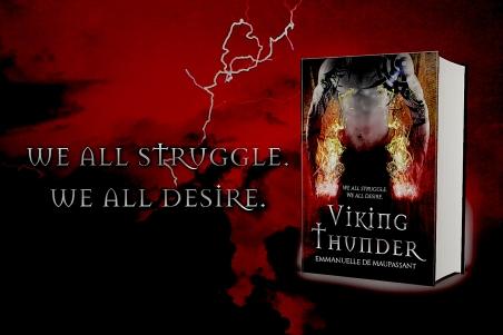 Viking Thunder teaser Emmanuelle de Maupassant
