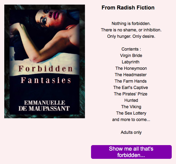 radish fiction erotic reads