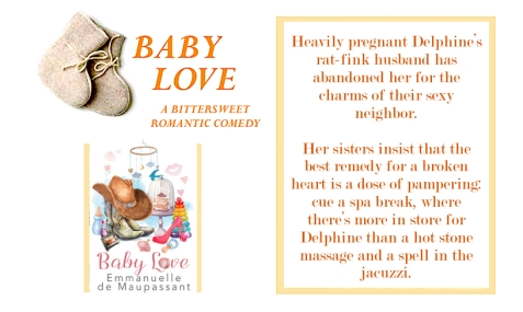 baby love quote Emmanuelle de Maupassant romantic comedy