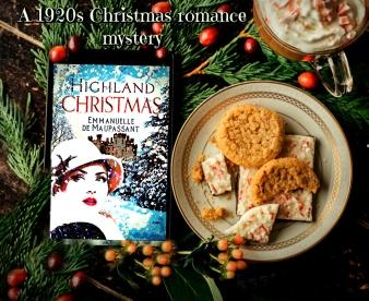 Highland Christmas romance Emmanuelle de Maupassant copy