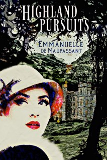 Highland-Pursuits romantic comedy by Emmanuelle de Maupassant