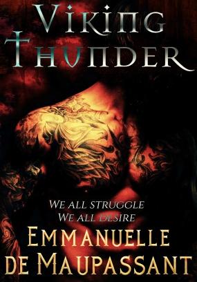 Viking Thunder Emmanuelle de Maupassant - Viking romance