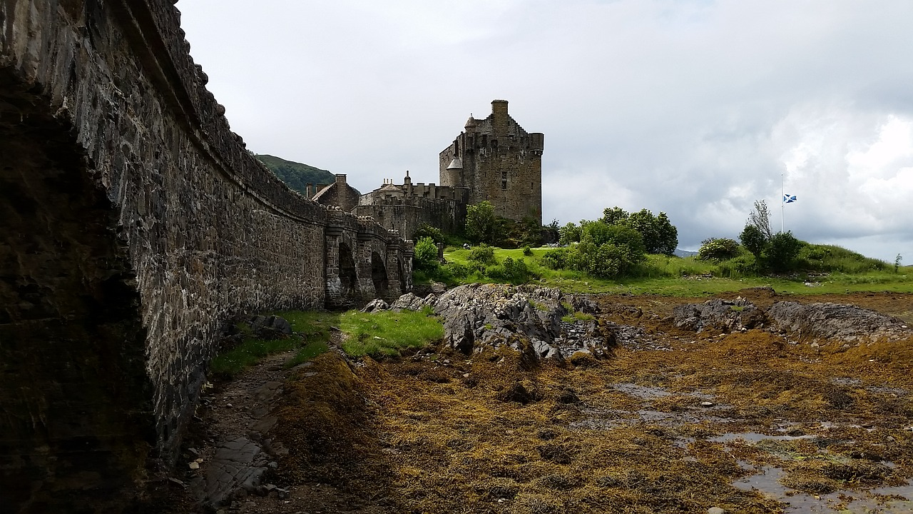 Scottish castle