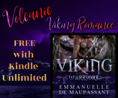 Viking Warriors kindle unlimited audio book historical romance