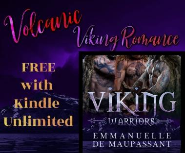 Viking Warriors kindle unlimited audio book historical romance